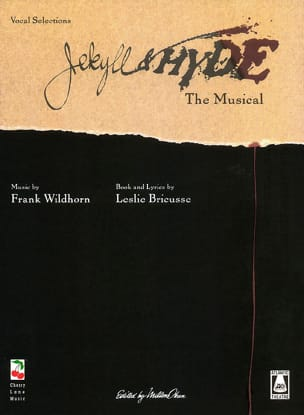 Franck Wildhorn - Jekyll - Hyde the musical - Sheet Music - di-arezzo.com