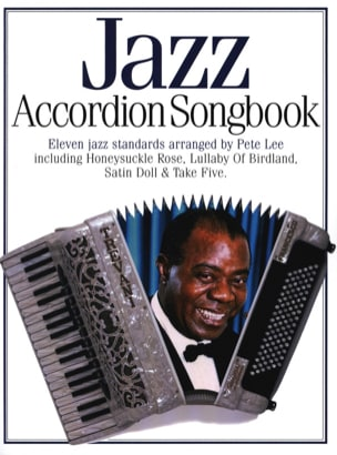 - Jazz Accordion Songbook - Partition - di-arezzo.fr