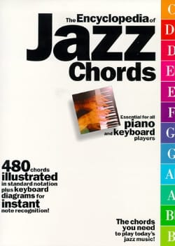 - The Encyclopedia Of Jazz Chords - Sheet Music - di-arezzo.com