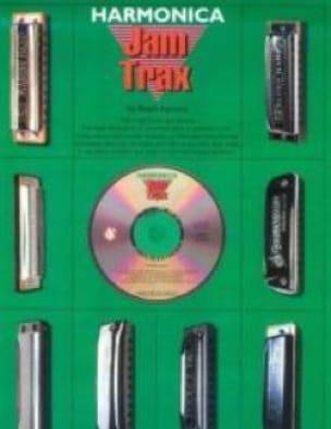 Ralph Agresta - Harmonica Jam Trax - Partition - di-arezzo.fr