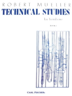 Technical Studies Volume 1 - Robert Mueller - laflutedepan.com