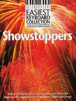 - Easiest Keyboard Collection - Showstoppers - Partition - di-arezzo.fr