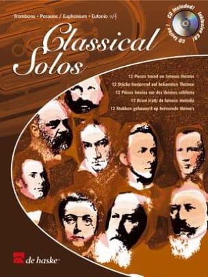 Classical Solos - Partition - Trombone - laflutedepan.com