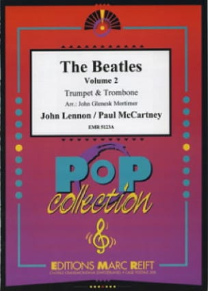 The Beatles Volume 2 & McCartney Lennon Partition laflutedepan