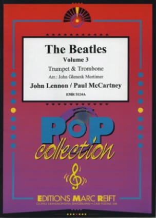 The Beatles Volume 3 & McCartney Lennon Partition laflutedepan