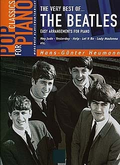 BEATLES - The Very Best Of The Beatles - Sheet Music - di-arezzo.com