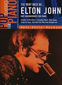 The Very Best Of Elton John Partition Pop / Rock - laflutedepan