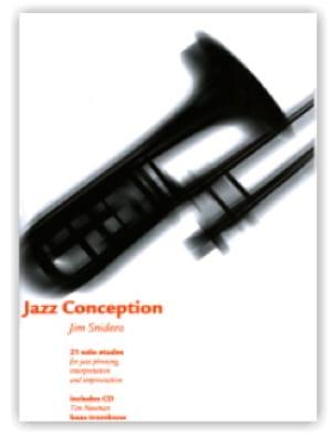 Jazz Conception - 21 Solo Etudes - Jim Snidero - laflutedepan.com