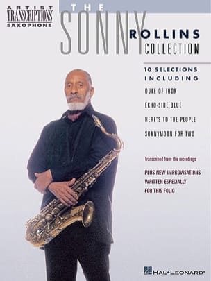 Sonny Rollins - The Sonny Rollins Collection - Partition - di-arezzo.fr