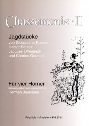 - Chassomanie Volume 2 - Sheet Music - di-arezzo.com