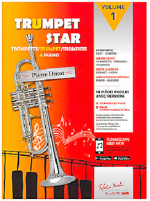 Trumpet star 1 - Sheet Music - di-arezzo.co.uk