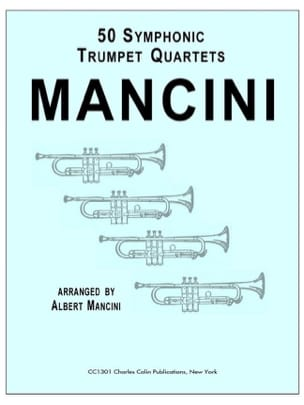 - 50 Symphonic Trumpet Quartets - Sheet Music - di-arezzo.co.uk