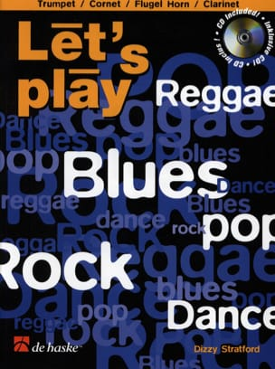 Dizzy Stratford - Let's Play Reggae, Blues, Pop Rock, Dance - Partition - di-arezzo.fr