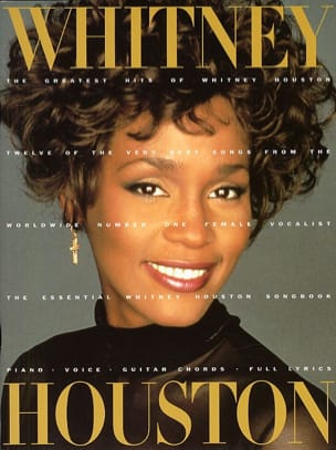 Whitney Houston - The Greatest Hits Of Whitney Houston - Sheet Music - di-arezzo.com