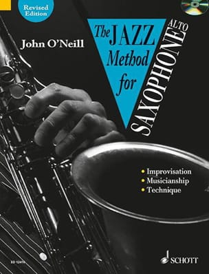 The Jazz Method For Saxophone Neill John O' Partition laflutedepan
