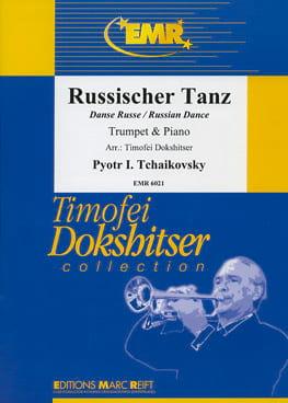 Russischer Tanz - Piotr Igor Tchaikovski - laflutedepan.com