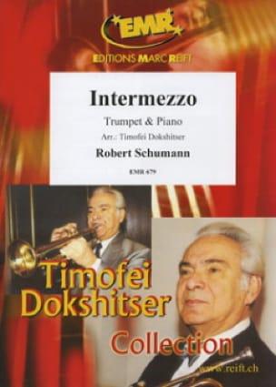 Intermezzo SCHUMANN Partition Trompette - laflutedepan
