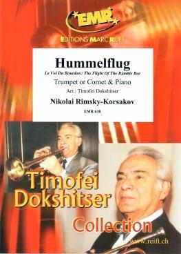 Hummelflug Nicolai Rimsky Korsakov Partition Trompette - laflutedepan