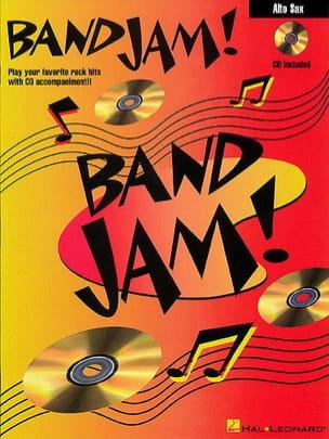 Band Jam - Partition - Saxophone - laflutedepan.com