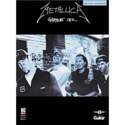 Garage Inc - Metallica - Partition - laflutedepan.com