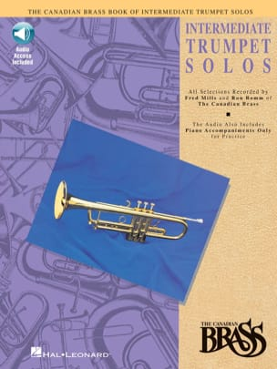 - Intermediate Trumpet Solos - Partition - di-arezzo.fr