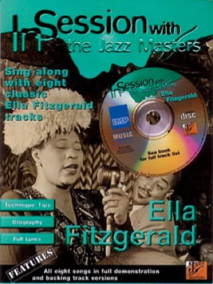 Ella Fitzgerald - In Session With... - Partition - di-arezzo.fr