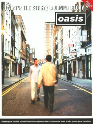 Oasis - What's The Morning Glory Story - Sheet Music - di-arezzo.co.uk