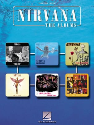 Nirvana - The Albums - Sheet Music - di-arezzo.co.uk