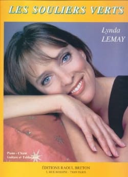 Lynda Lemay - The Green Shoes - Sheet Music - di-arezzo.com