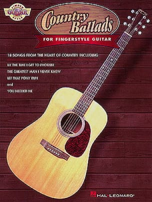 - Country Ballads For Fingerstyle Guitar - Sheet Music - di-arezzo.co.uk