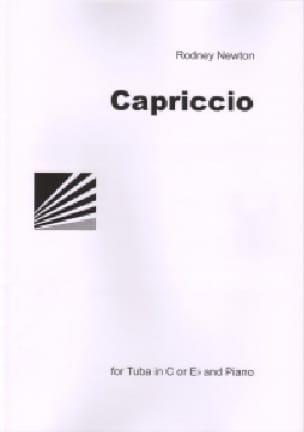 Rodney Newton - caprice - Sheet Music - di-arezzo.com