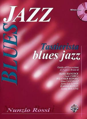 Blues Jazz Tastierista - Nunzio Rossi - Partition - laflutedepan.com