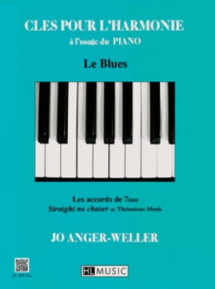 Jo Anger-Weller - Keys For Harmony - The Blues - Sheet Music - di-arezzo.com