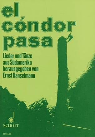 - El Condor Pasa - Sheet Music - di-arezzo.co.uk