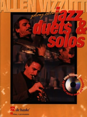 Playalong jazz duets & solos Allen Vizzutti Partition laflutedepan
