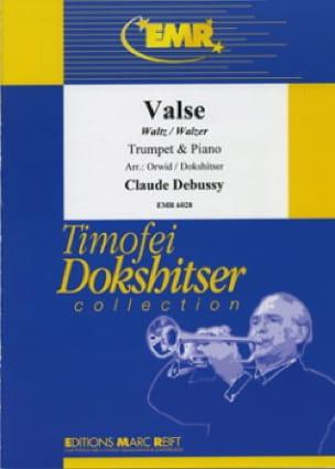 DEBUSSY - Waltz - Sheet Music - di-arezzo.com