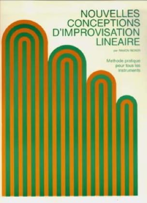 Ramon Ricker - New Linear Improvisation Designs - Sheet Music - di-arezzo.com