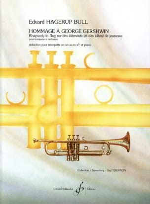 Bull Edvard Hagerup - Hommage A George Gershwin - Partition - di-arezzo.fr