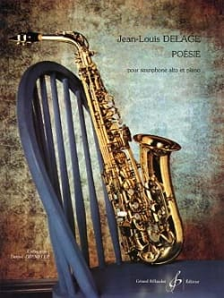 Jean-Louis Delage - Poetry - Sheet Music - di-arezzo.com