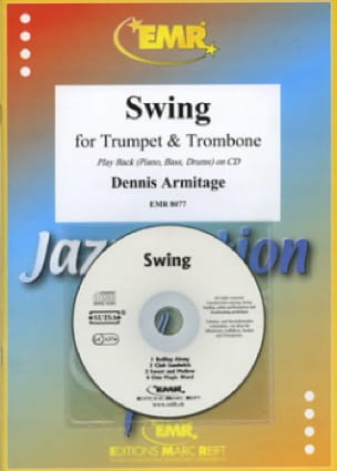 Swing Dennis Armitage Partition Ensemble de cuivres - laflutedepan