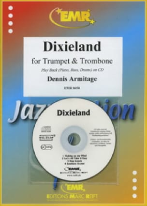 Dennis Armitage - Dixieland - Partition - di-arezzo.fr