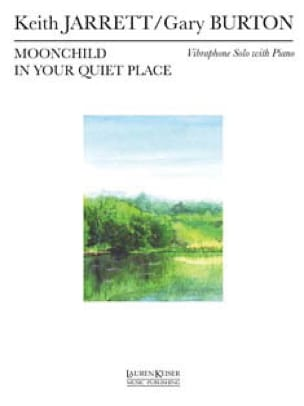 JARRETT Keith - Moonchild In Your Quiet Place - Sheet Music - di-arezzo.com