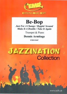 Dennis Armitage - Be-Bop - Partition - di-arezzo.fr