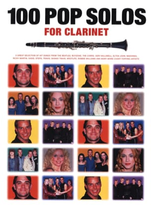 - 100 Pop Solos For Clarinet - Sheet Music - di-arezzo.co.uk