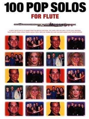- 100 Pop Solos para flauta - Partitura - di-arezzo.es