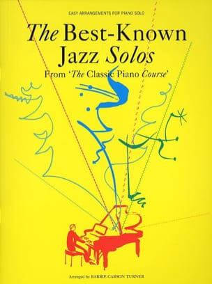 - The Best-Known Jazz Solos - Easy Piano - Sheet Music - di-arezzo.co.uk