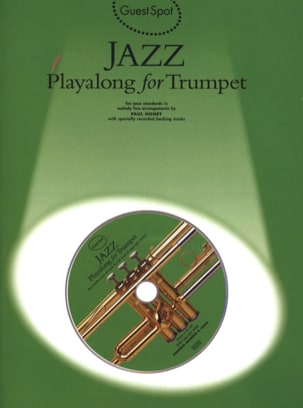 Guest Spot - Jazz Playalong For Trumpet Partition laflutedepan