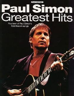 Greatest Hits Paul Simon Partition Pop / Rock - laflutedepan