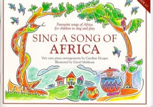Sing A Song Of Africa - Sheet Music - di-arezzo.co.uk