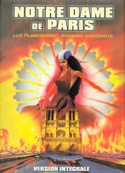Richard Cocciante & Luc Plamondon - Notre Dame de Paris - Version Intégrale - Partition - di-arezzo.fr